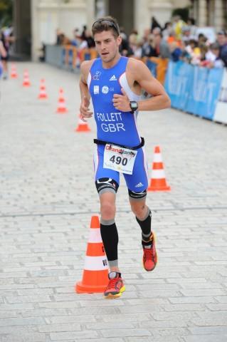 Kyle Follett run